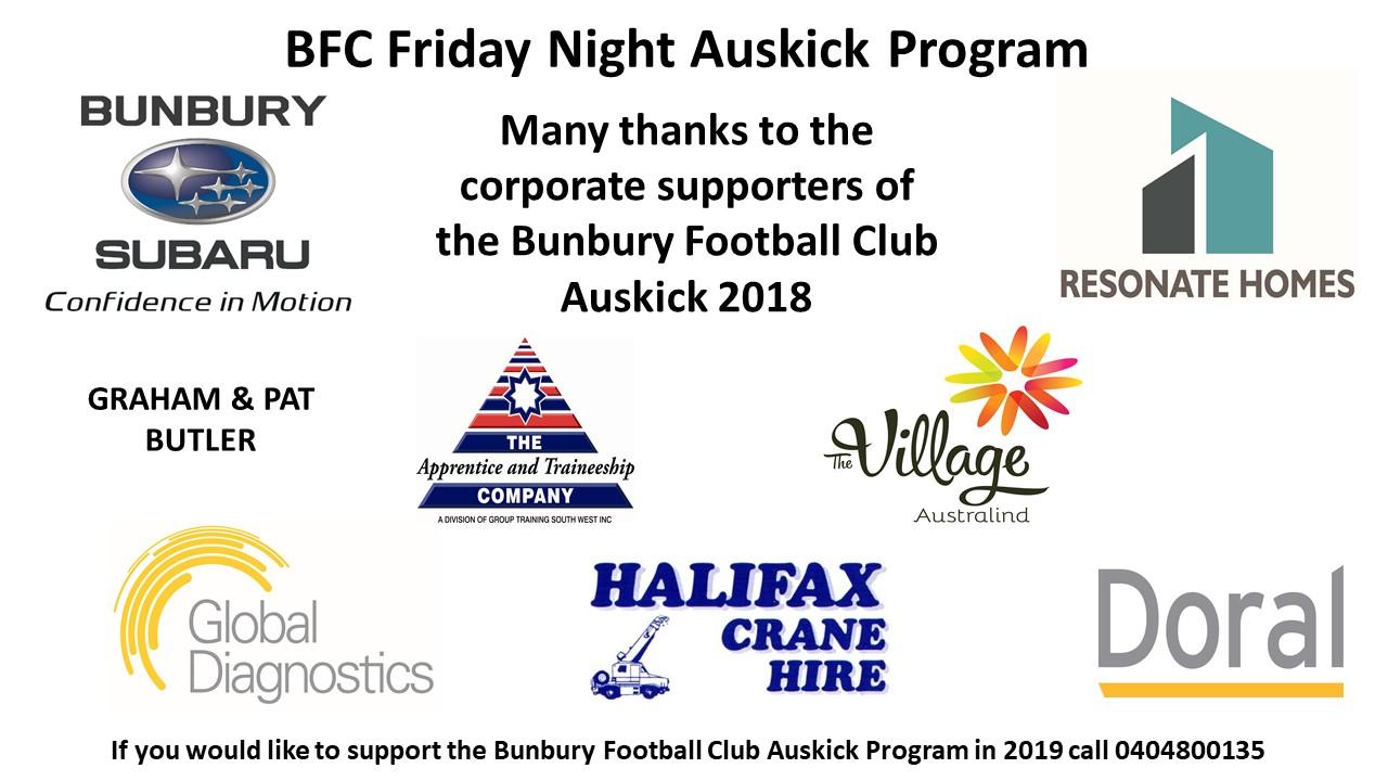 2018 Auskick success - Bunbury Bulldogs Football Club